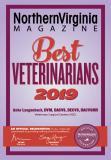 Best Veterinarian of 2019 - Northern Virginia Magazine